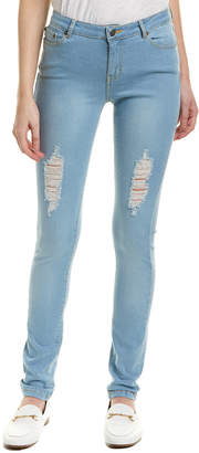 The Kooples Jeans Billy Baby Blue Skinny Leg