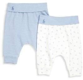 Ralph Lauren Baby's Two-Piece Leggings Set