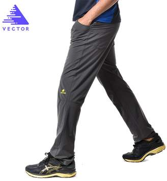 Vector Fitness Quick Dry Moisture Wicking Breathable Running Hiking Pants Mens