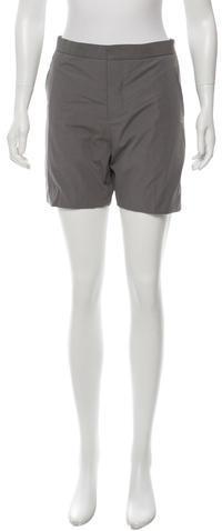 MarniMarni High-Rise Mini Shorts w/ Tags