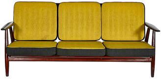 One Kings Lane Vintage 1960s Hans J. Wegner Cigar Sofa