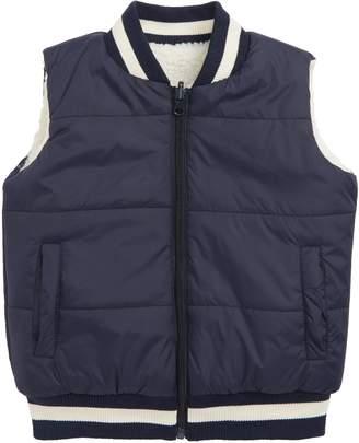 Andy & Evan Reversible Puffer Vest