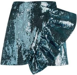 Laneus sequin shirt