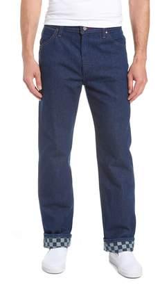 Vans x Wrangler Straight Leg Jeans
