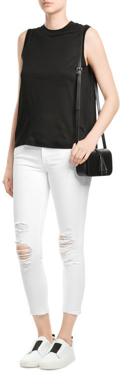 J BrandJ Brand Distressed Skinny Jeans