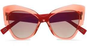 Marc Jacobs Cat-Eye Acrylic Sunglasses