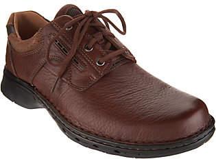 Clarks Men's Leather Lace-up Shoes - Un.Ravel