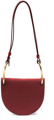 Il Bisonte Leather Consuelo Small Crossbody Bag