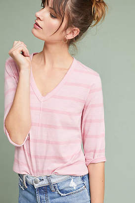 Left Of Center Roxanne Shifted Hem Tunic