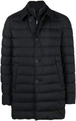 Herno double layer duffle coat