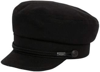 Saint Laurent Chapeau Marine Cotton Hat