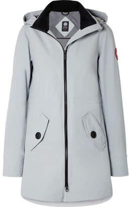 Canada Goose Avery Hooded Shell Jacket - Gray
