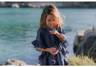 Lison Paris Dream Caftan Indigo