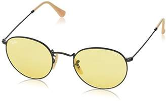 Ray-Ban Men's Round Metal Sunglasses