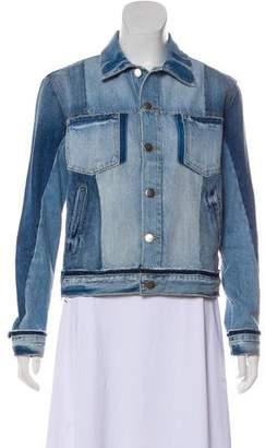 Frame Long Sleeve Jacket