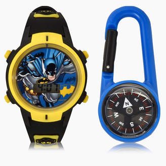 Batman Holiday 2018 Unisex Multicolor Strap Watch-Bat40040jc