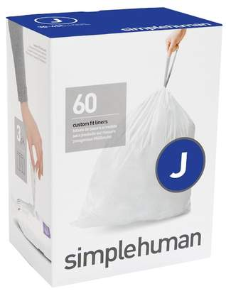 Williams-Sonoma simplehuman (J) Custom Fit Liners