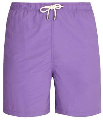 Solid & Striped The Classic Swim Shorts - Mens - Purple