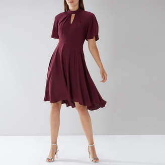 Coast MARTHA KNOT NECK DRESS