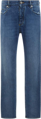 Maison Margiela Vintage-Wash Denim Jeans