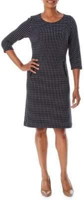Olsen Novelty Shift Dress