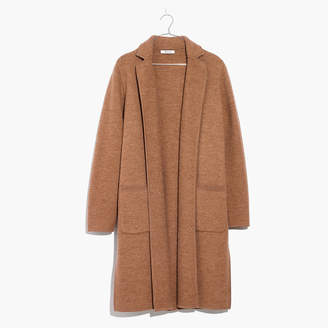 Madewell Camden Sweater-Coat