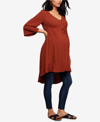 A Pea in the Pod Maternity High-Low Tunic