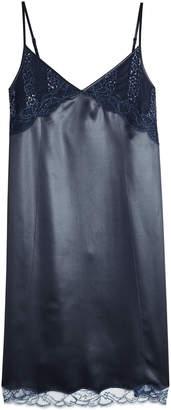 Nina Ricci Slip Dress with Lace
