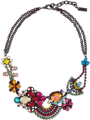 Swarovski Tova Bright Crystal Statement Necklace