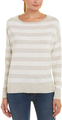 NYDJ Striped Sweater