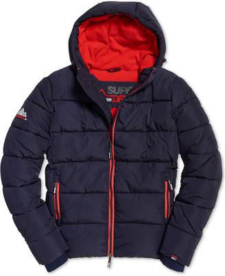 Superdry Men Hooded Puffer Jacket