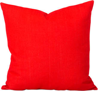 Cushion Bazaar Burnt Orange Solid Georgia Cushion