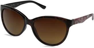 Vera Bradley Women's Carson Cateye Sunglasses