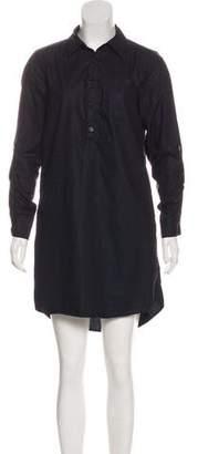 MICHAEL Michael Kors Long Sleeve Mini Dress
