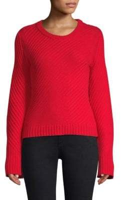Joie Ribbed Knit Sweater