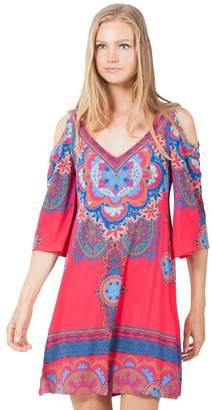 Hale Bob Oldina Jersey Dress