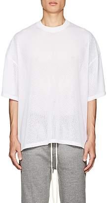 Fear Of God Men's Mesh Oversized T-Shirt - White Size L