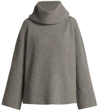 Weekend Max Mara - Biblios Wool Sweater - Womens - Grey