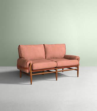 Anthropologie Rhys Two-Cushion Sofa