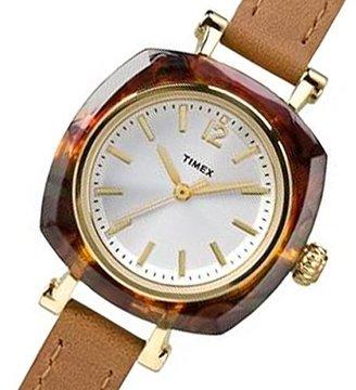 Timex (タイメックス) - タイメックス ヘレナ クオーツ レディース 腕時計 TW2P70000 ブラウン 国内正規