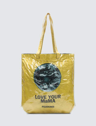 Pleasures Mama Plastic Tote Bag