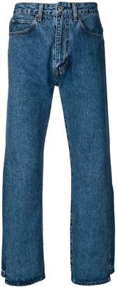 Levi's Made & Crafted Distorted straight leg jeans