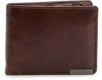 Dockers Traveler Leather Wallet - Men's