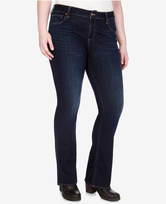 Lucky Brand Plus Size & Petite Plus Ginger Bootcut Jeans