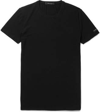 Ermenegildo Zegna Stretch-Modal T-Shirt $50 thestylecure.com
