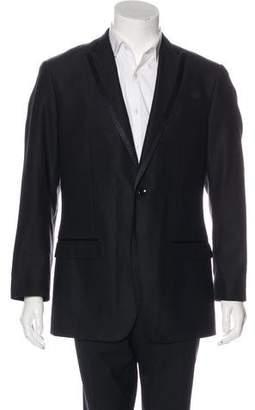 Dolce & Gabbana Wool and Silk Blend Blazer