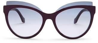 Balenciaga Women's Injected Sunglasses
