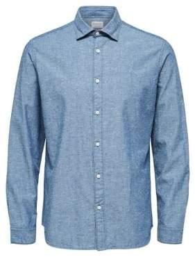 Selected Regular-Fit Long-Sleeve Shirt