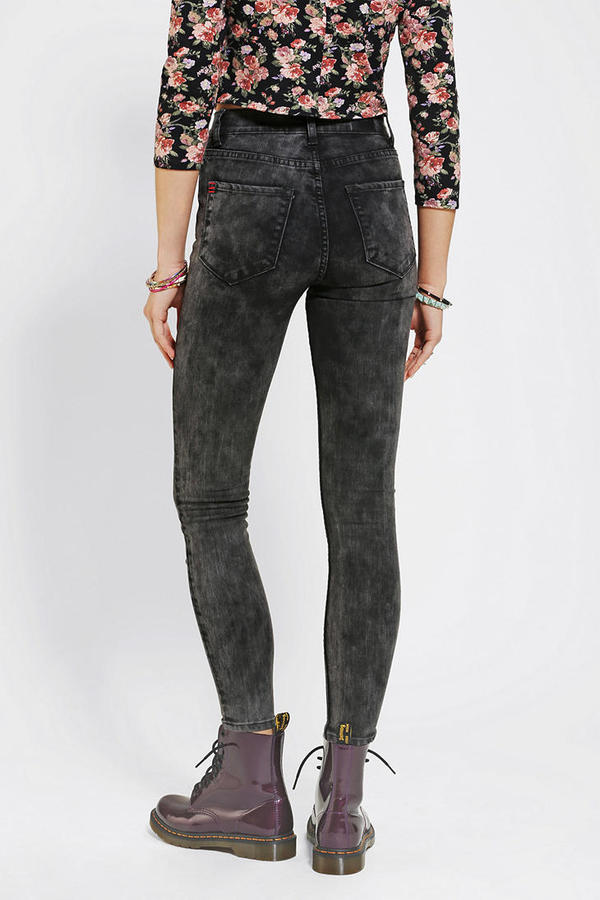 BDG Twig High-Rise Jean - Smokey