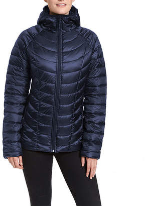 Champion Quilted Hooded Lightweight Puffer Jacket